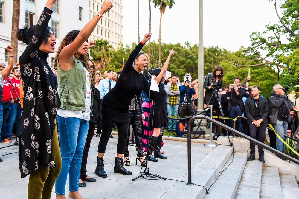 James Golestan Activism Orlando Vigil Gay Pride Parade LA LGBT Center-9.jpg