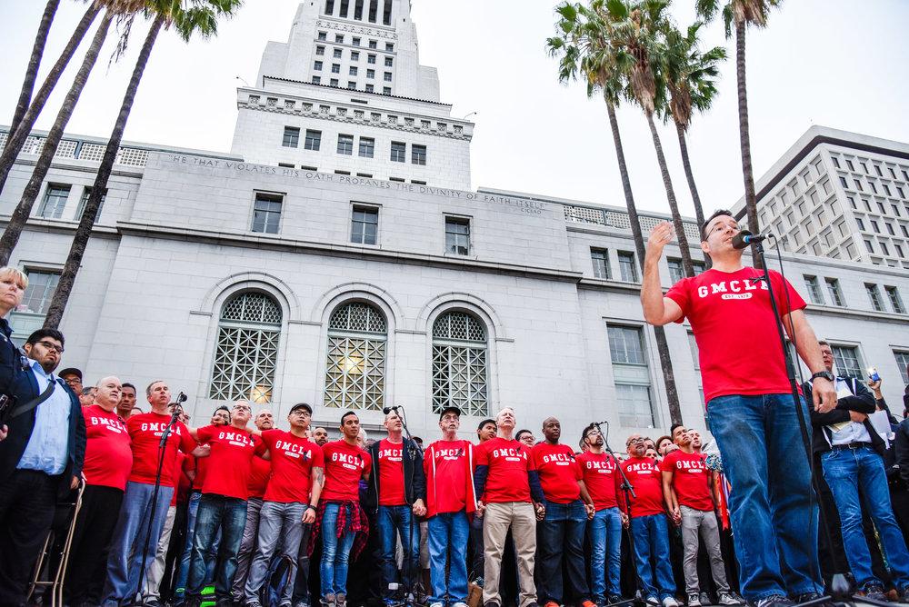 James Golestan Activism Orlando Vigil Gay Pride Parade LA LGBT Center-15.jpg