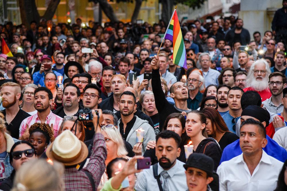 James Golestan Activism Orlando Vigil Gay Pride Parade LA LGBT Center-16.jpg
