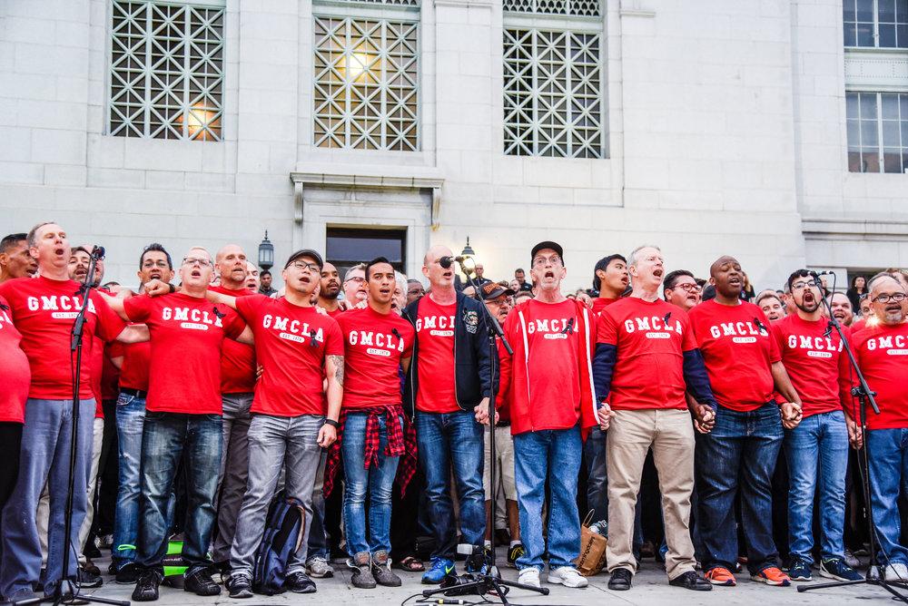 James Golestan Activism Orlando Vigil Gay Pride Parade LA LGBT Center-17.jpg