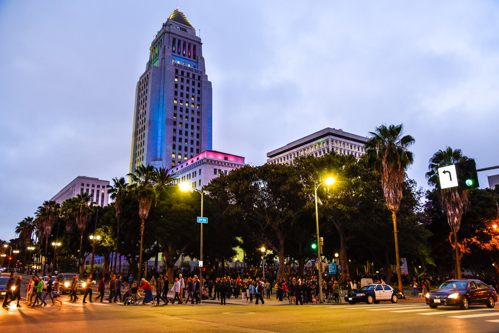 James Golestan Activism Orlando Vigil Gay Pride Parade LA LGBT Center-18.jpg