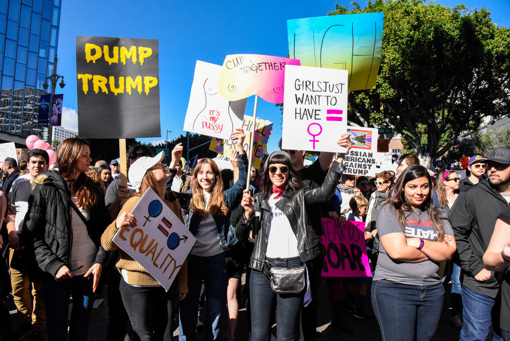 Womens March Feminism Democracy Activism Womens Rights Los Angeles Protest-9.jpg