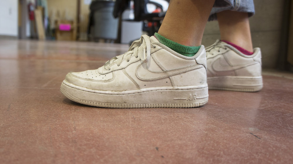 Elizabeth Park - Nike Air Force 1