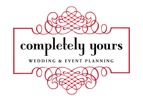 Completely Yours Events Original Logo
