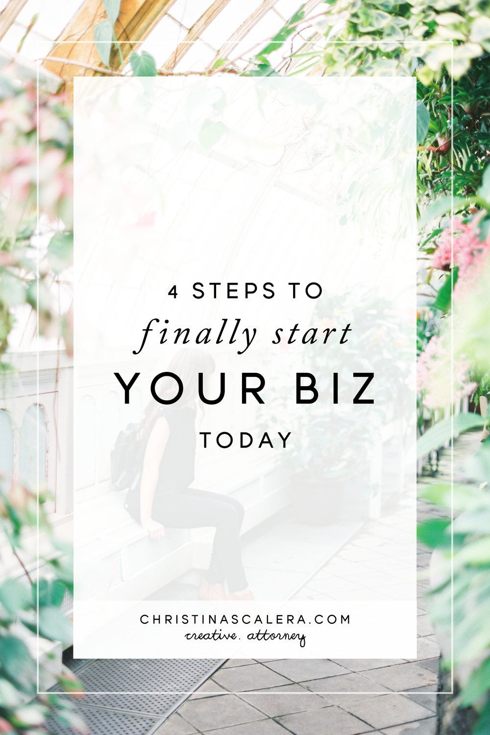 the no bull way to build a unicorn business, 4 steps to finally start your biz today!