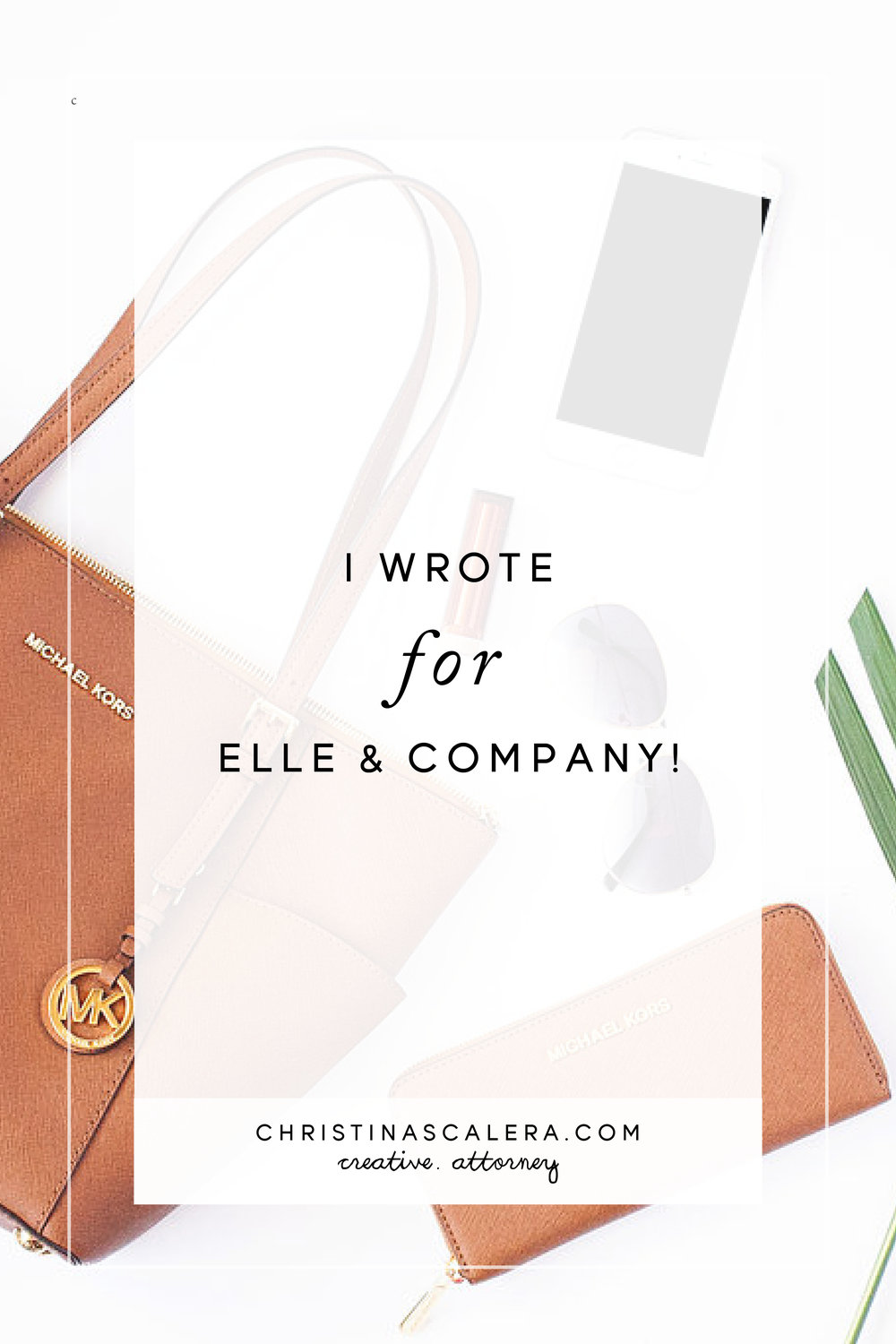 I Wrote for Elle & Company! featured-on-elle-co-collaborative-blog
