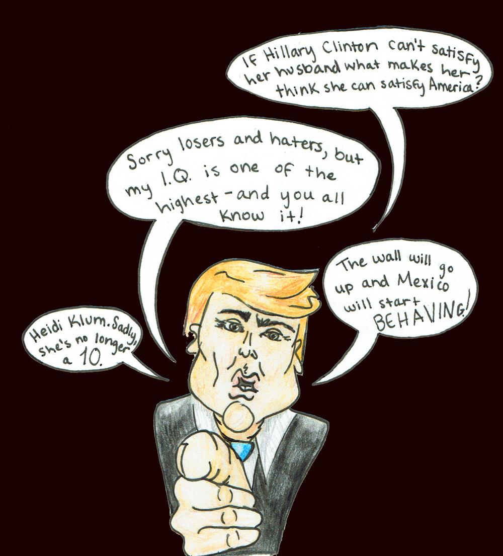 Trump Character