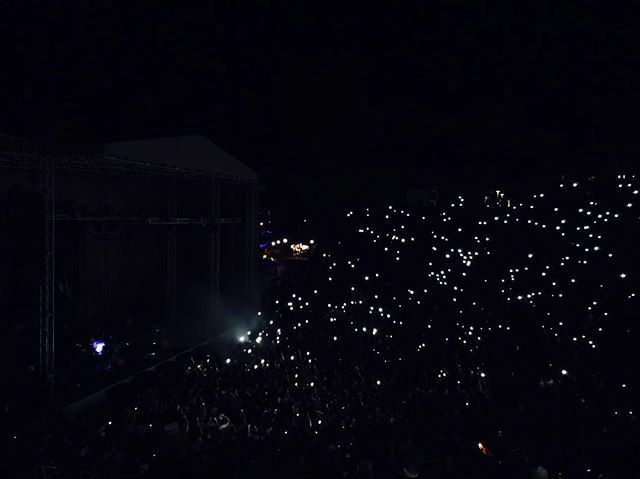 Fireflies at The Greek