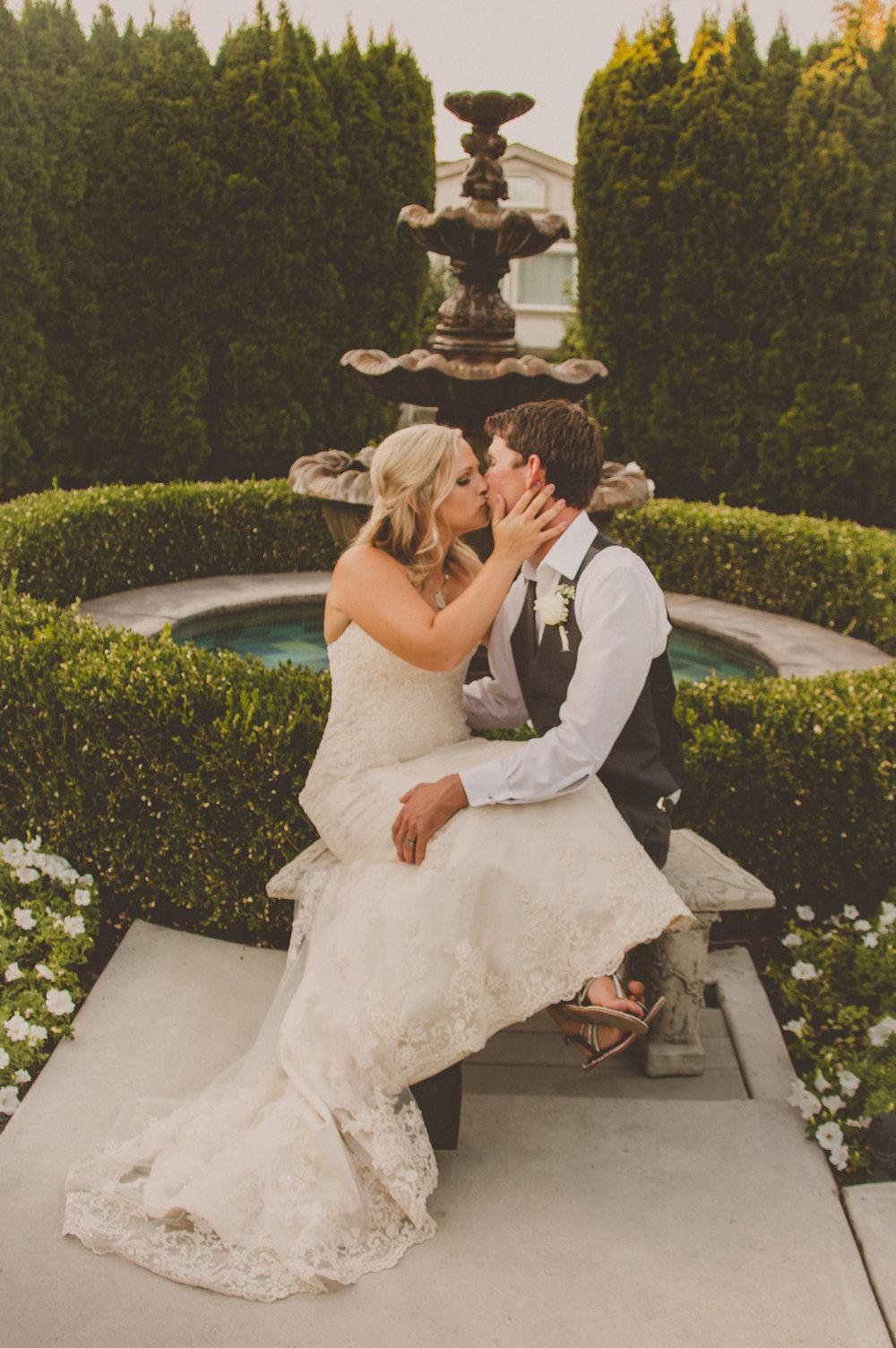 Purple Pineapple Photography — Brianna + Brandon | Bella Fiori Gardens