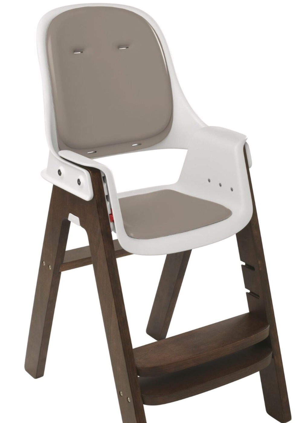 Modern High Chair - Baby Essentials - OXO Tot Sprout Taupe Wallnut - The Winemakers Wife