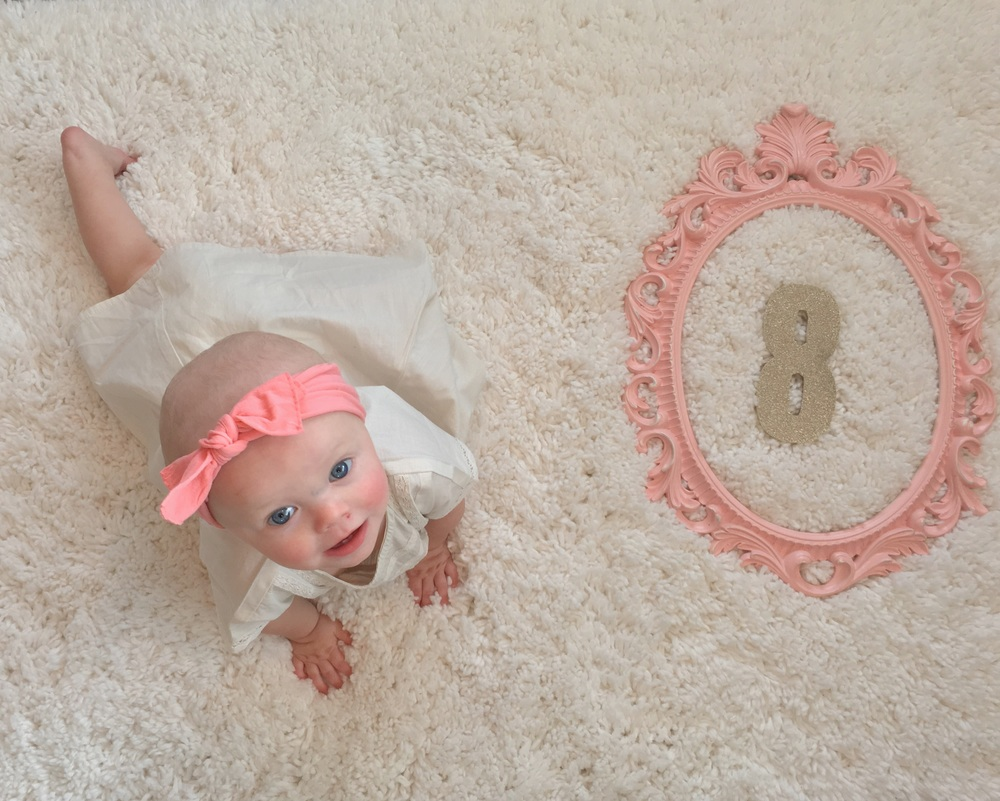 Vienna Eight Months Old Photos & Update • The Winemakers Wife • Wife. Mother. Lifestyle Blogger.