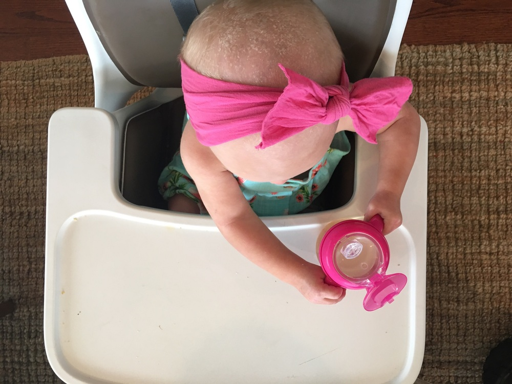 OXO Tot Transition Soft Spout Sippy Cup | The Winemakers Wife | Meagan Kludt | Baby Essentials