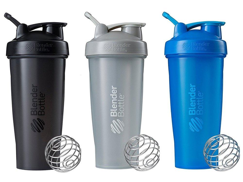 Blender Bottles -