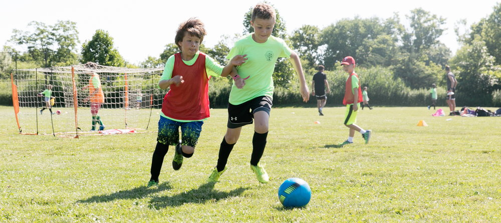 Learn to Love the Game   Age-appropriate, child centered soccer training and program development designed to foster a life-long love of the game.