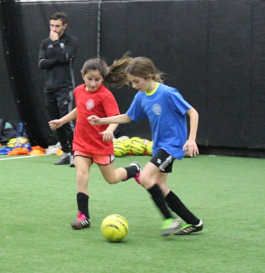 Spring - 3-5th Grade GIRLS Clinic, THURSDAY 9-10am, Kinetic Sports Club, Pelham. [1/8 - 3/3, 2019]