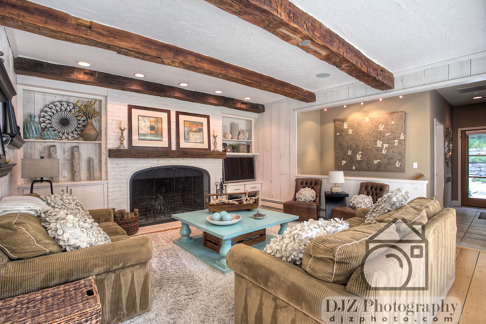 Living Room 1 - Real Estate Photography