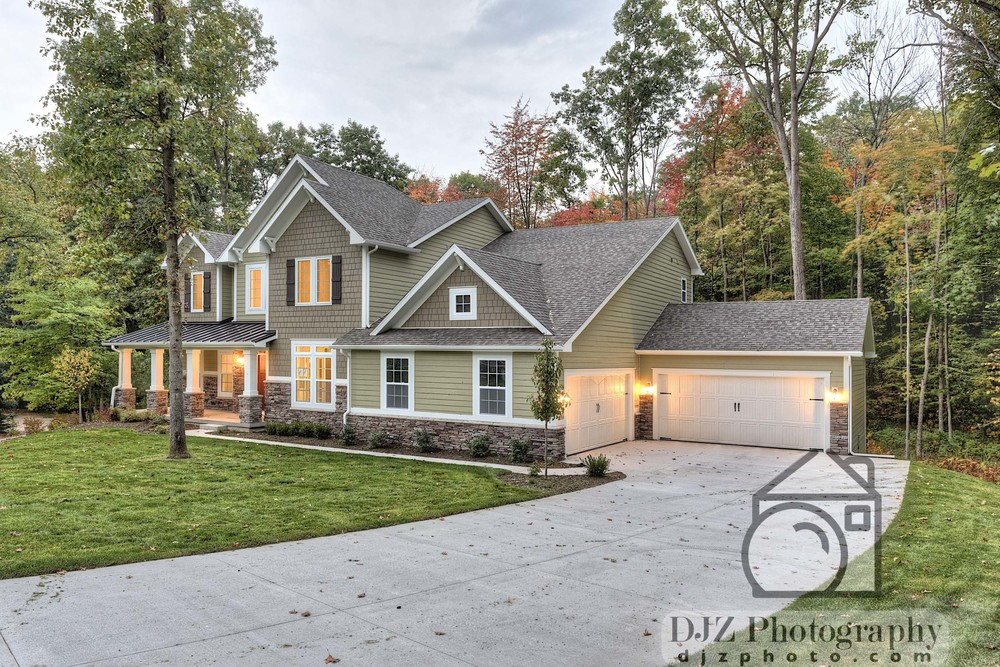 Twilight Exterior 1 - Real Estate Photography