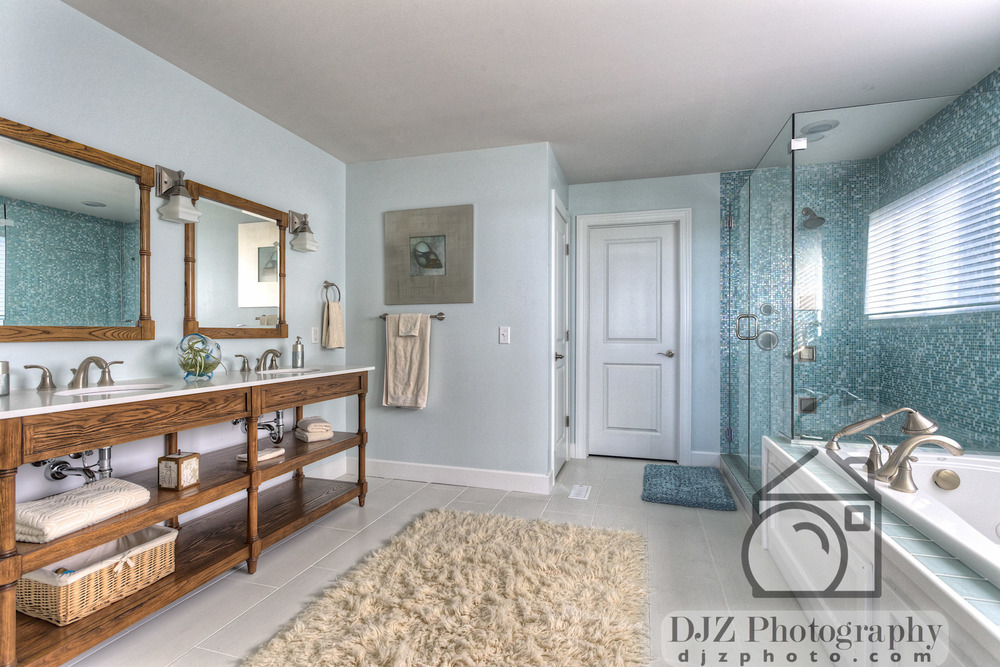 Master Bathroom 1 - Real Estate Photography