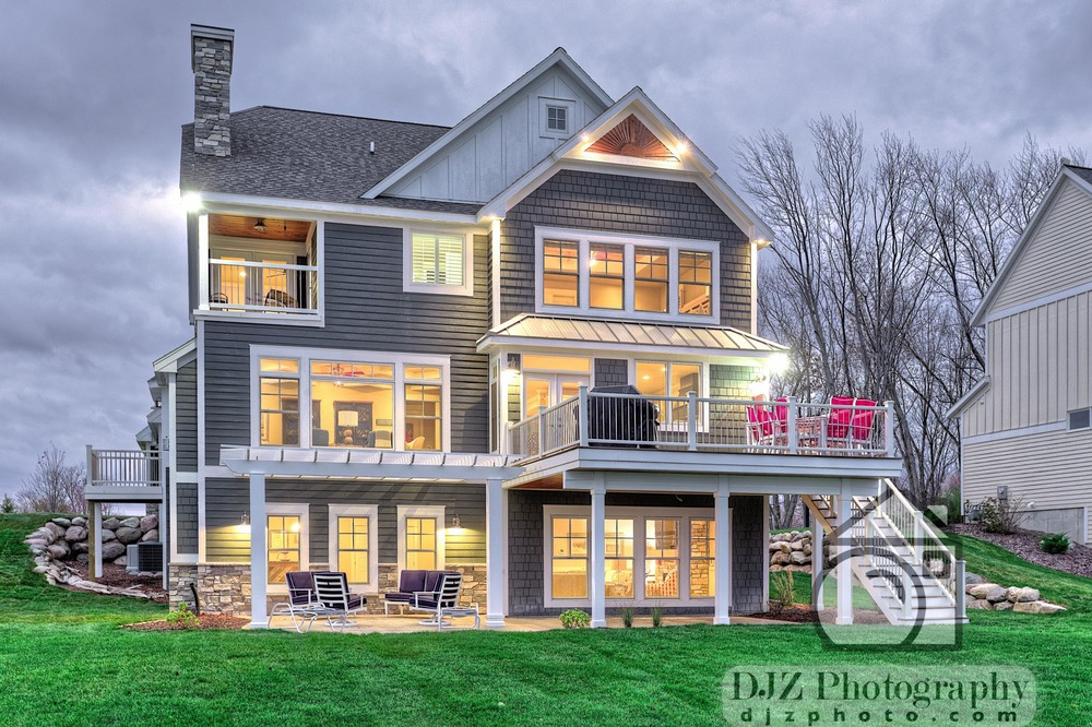 Twilight Exterior 2 - Real Estate Photography