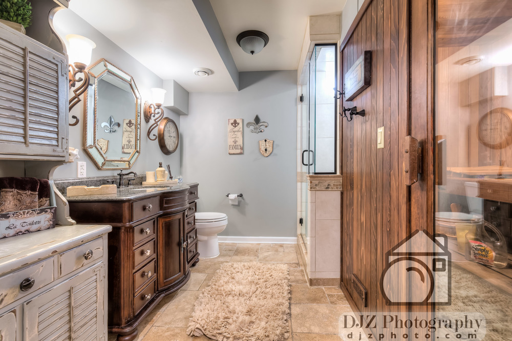 Master Bathroom 2 - Real Estate Photography