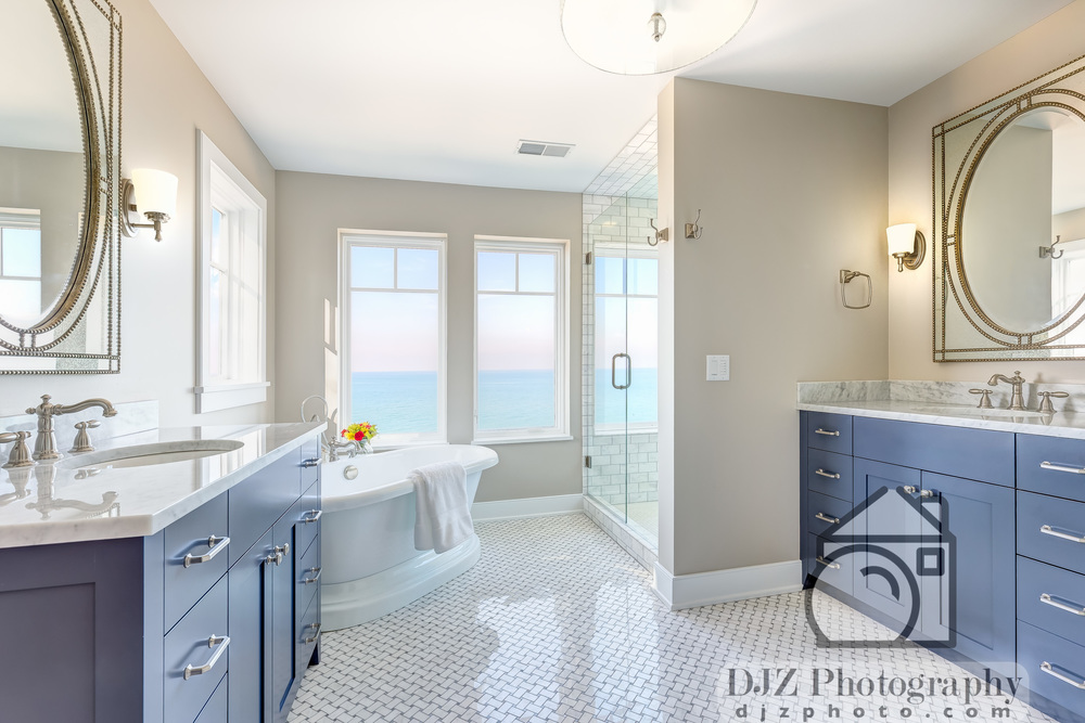 Bathroom Cabinets Grand Rapids Mi master bathroomthe sea 1 | djz photography | real estate