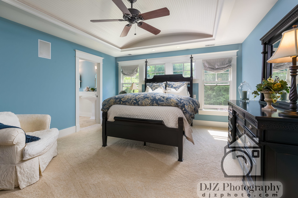 Master Bedroom & Suite