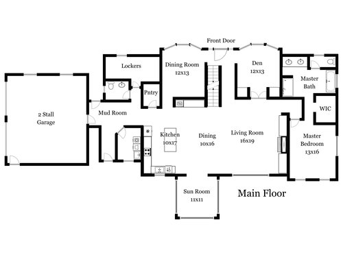 floor plans | real estate photography | djz photography, grand
