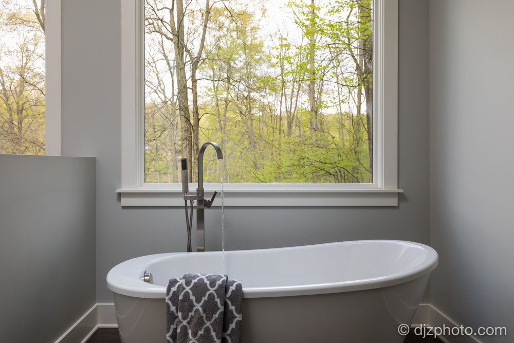 Bathtub by the Window