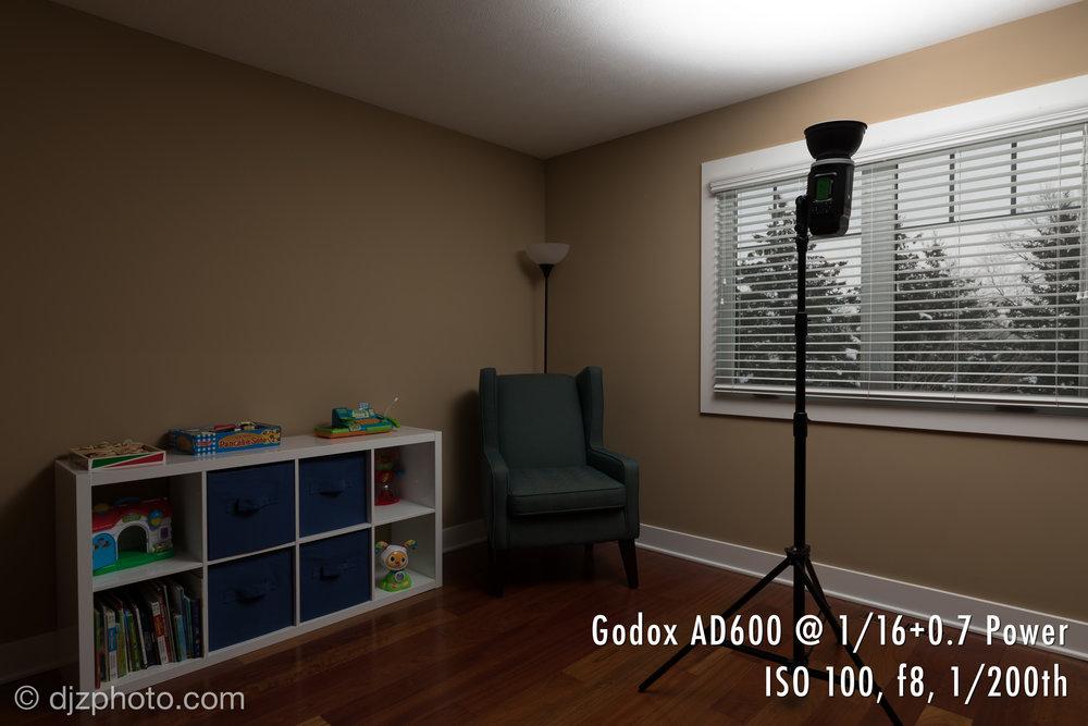 Godox AD600 / Flashpoint XPLOR 600