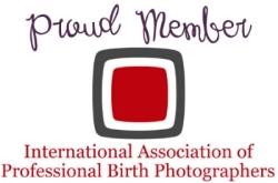 International Association of Birth Photographers Logo