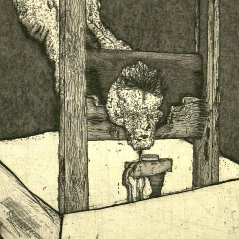 Wisdom (Detail)