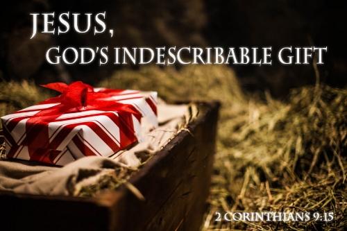 Image result for jesus god's gift