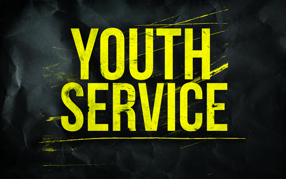 Come enjoy a worship service led by our Youth Group ABLAZE