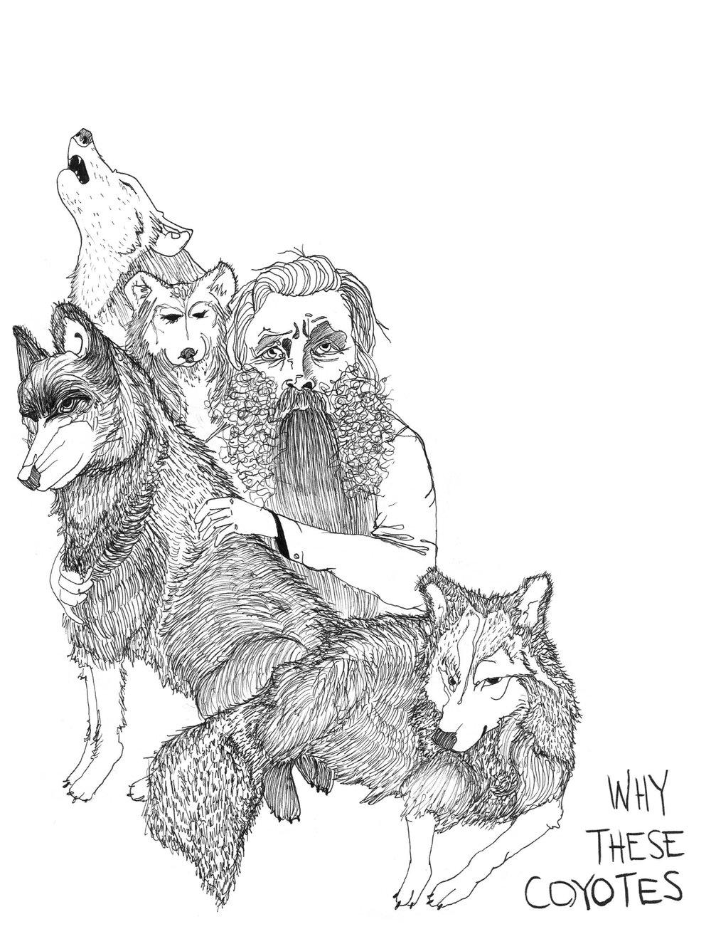 Artwork by Celeste Bogle, check out her art  here.