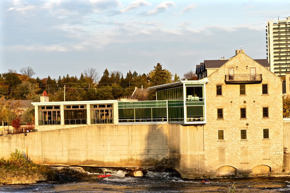 The Cambridge Mill Restaurant