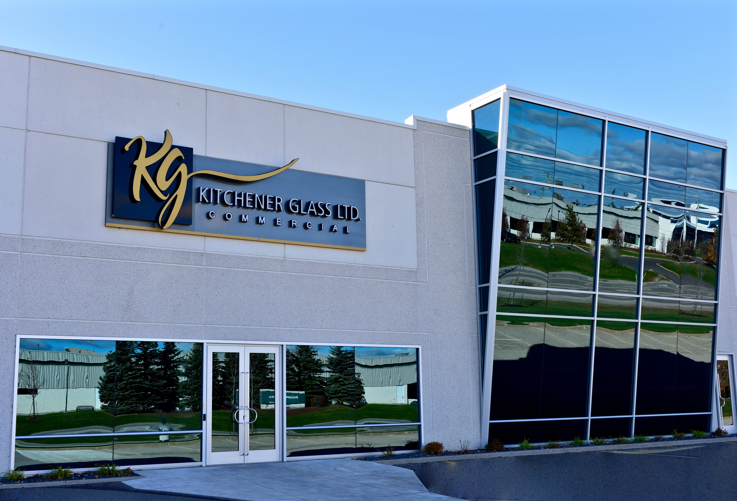 Gallery of Finished Projects — Kitchener Glass Ltd