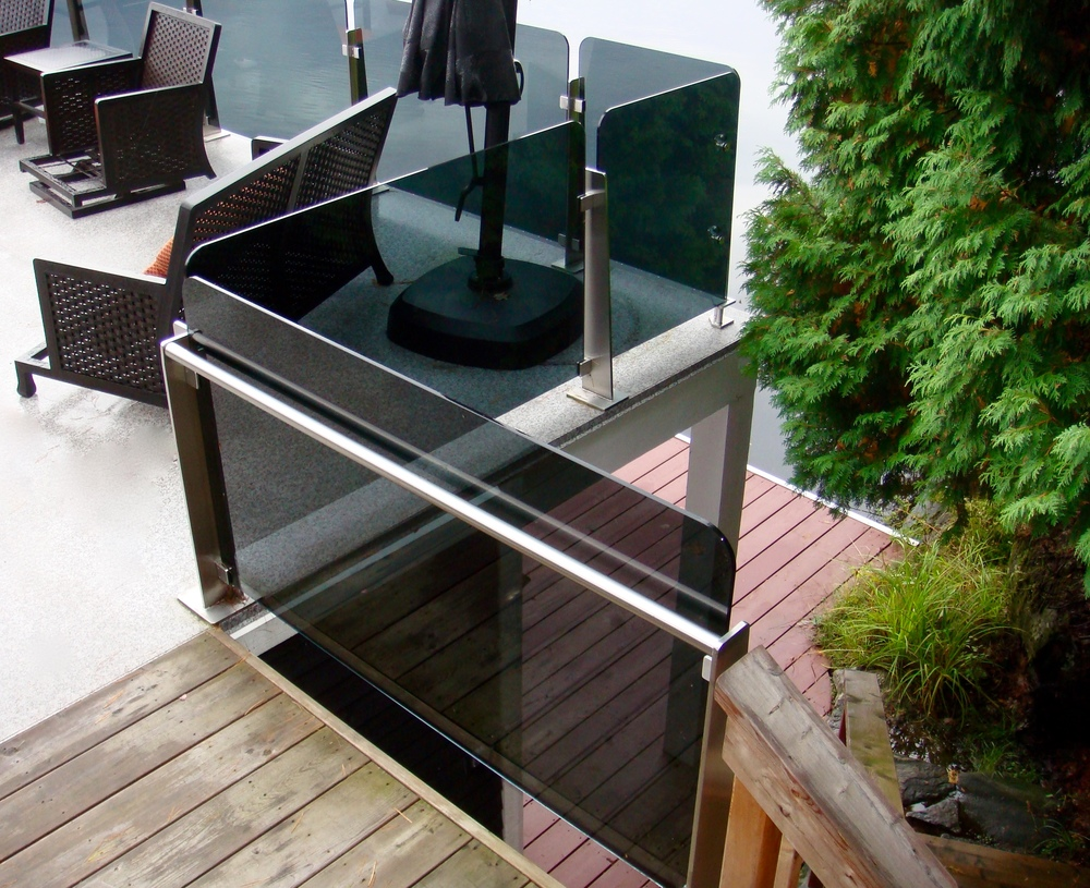 Glass / Stainless Railing