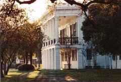 The Leprosarium at Carville, Louisiana