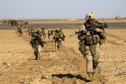 How I Stayed Calm in the Combat Zone — Jeffry C  Larson