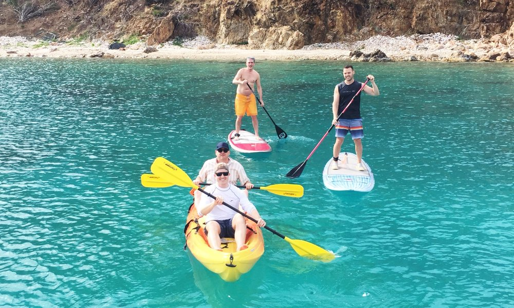 Bradley, Andrew, phil & Fontaine Peter ISland, BVI, March 2018