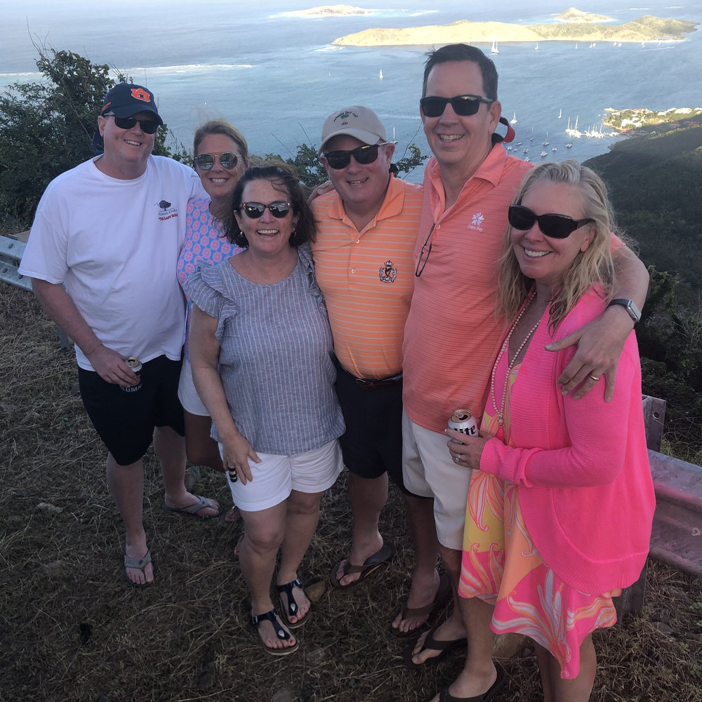 Mckinstry/haas/summer charter Virgin gorda, december 2018