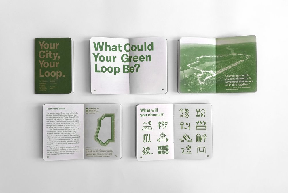 Together with  Scout Books  we developed an exhibition primer explaining the concept and ideas. You can view it  here.