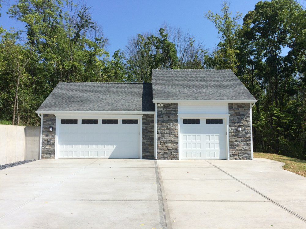 contractor garage phelps builder construction garages new wi northern