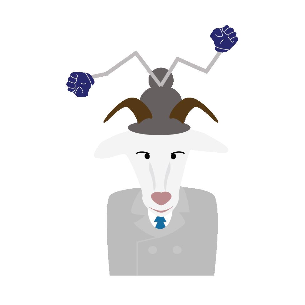 Go Go Gadget Goats