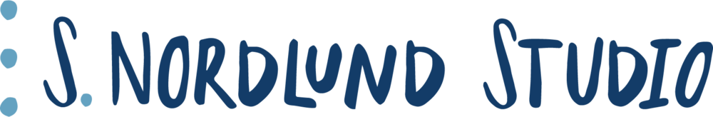 s. nordlund studio main logo