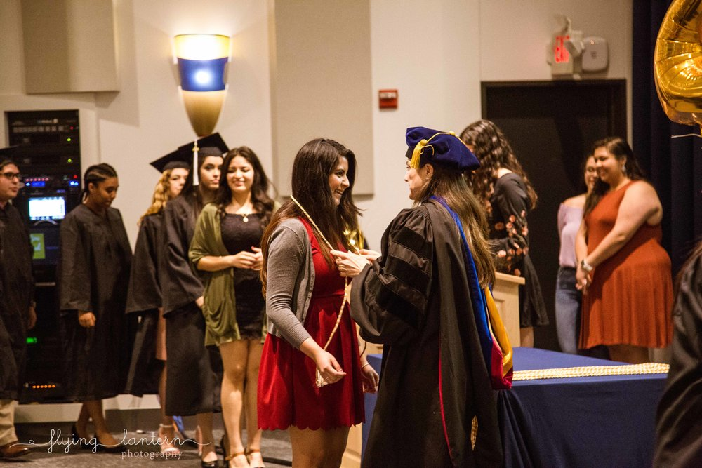 Latin x graduation event at st. edward's university by erin reas of flying lantern photography