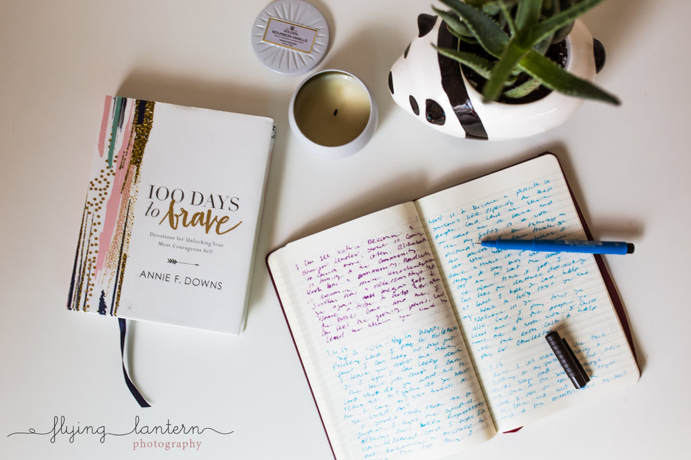 branding product lifestyle photography book and notebook in austin, texas by erin reas of flying lantern photography