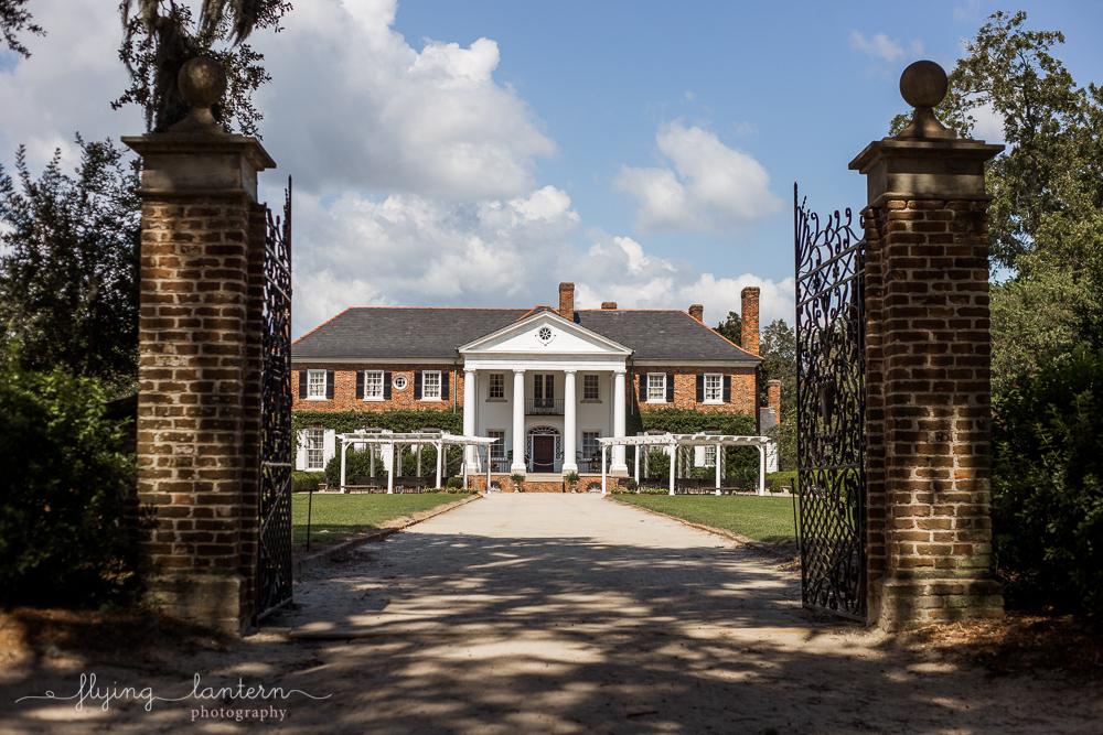 Boone Hall in Charleston, South Carolina