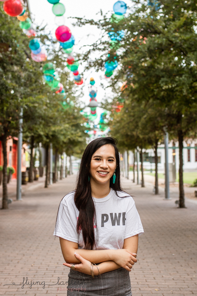 lifestyle branding session for local austin blogger. photo taken at aldrich street. photo by erin reas of flying lantern photography