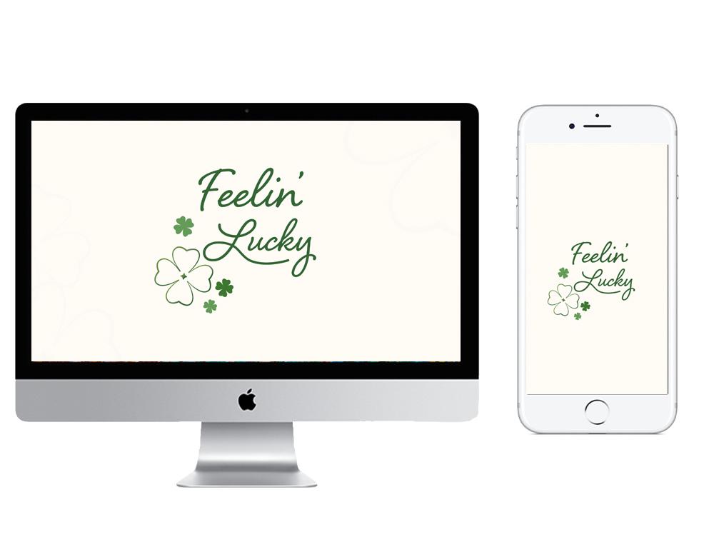 Design freebie March wallpaper download